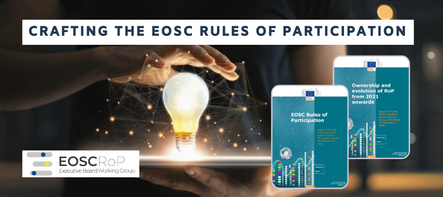 Crafting the EOSC Rules of Participation