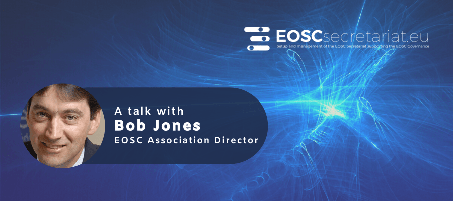 Analysing the implementation phase of EOSC with Association director Bob Jones