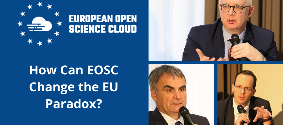 How Can EOSC Change the EU Paradox?