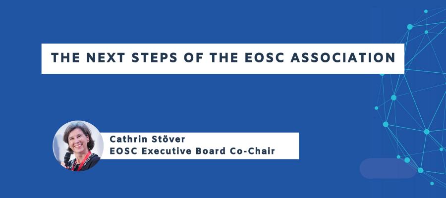 The next steps of the EOSC Association