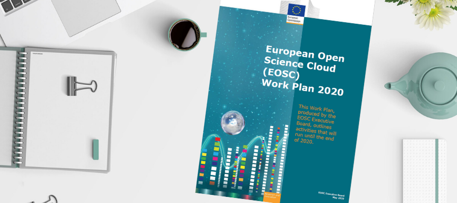 EOSC Work Plan 2020 published