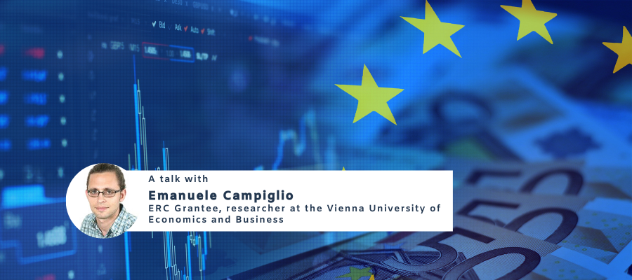 Visions, needs and requirements for (future) research environments: An exploration with ERC grantee Emanuele Campiglio