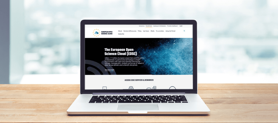 EOSC Portal unveils new and improved major release