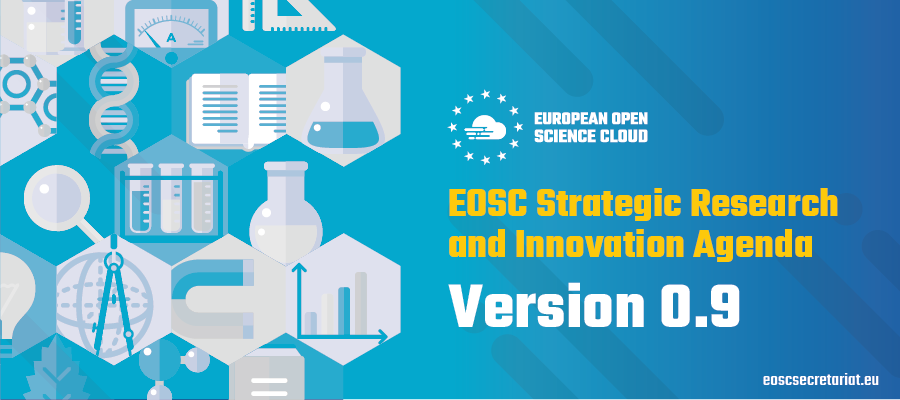 EOSC Strategic Research and Innovation Agenda Version 0.9