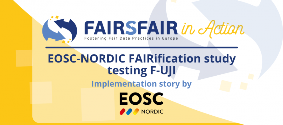 Boosting the uptake of FAIR data principles in Europe: get to know FAIRsFAIR tools