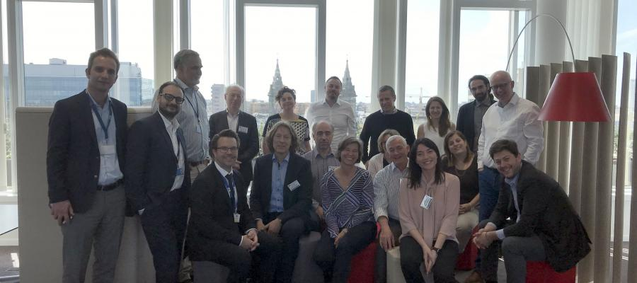 Progress on the working groups: EOSC EB meeting 24 May 2019