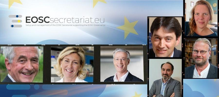 The EOSC Association for regional and national communities: interviews with the Board