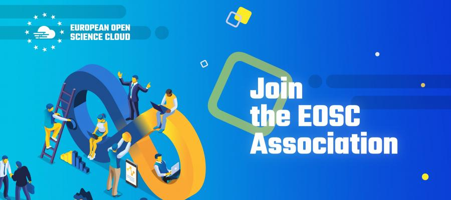 Apply for joining newly-established EOSC Association