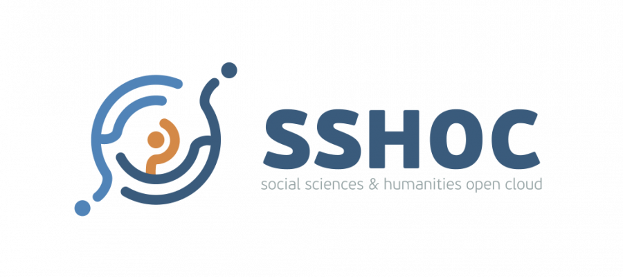"""SSHOC"" - Social Sciences & Humanities Open Cloud is the acronym to remember"