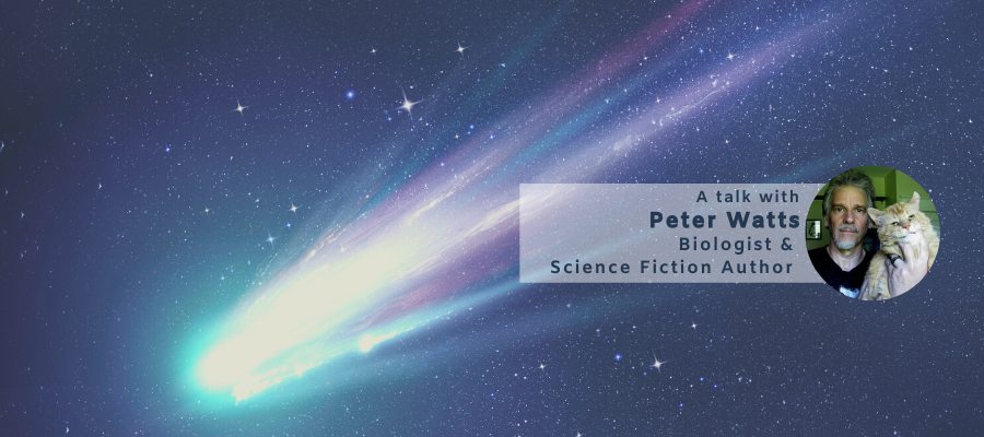 Visions, needs and requirements for Future Research Environments: An Exploration with Biologist and Science Fiction Author Peter Watts