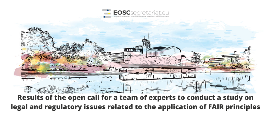 The results of the 4th Open Call - Study on the application of FAIR principles across and within different EU jurisdictions