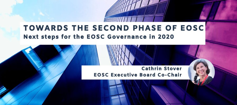 Towards the second phase of EOSC: next steps for the EOSC Governance in 2020