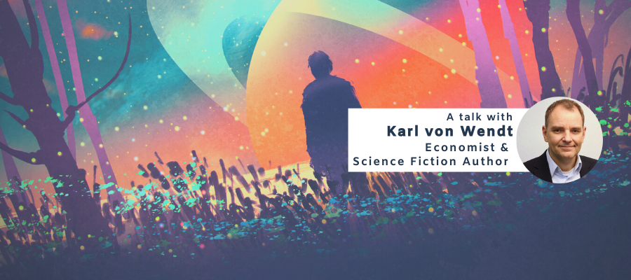 Visions, needs and requirements for Future Research Environments: An Exploration with Economist and Science Fiction Author Karl von Wendt