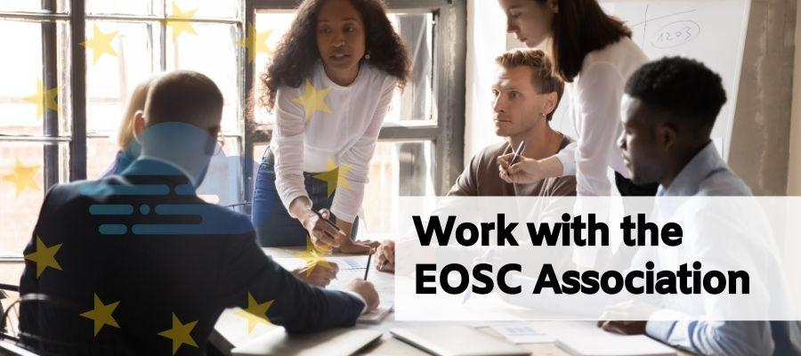 EOSC Association looks for staff: four positions open
